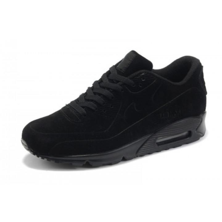 Nike Air Max 90 VT черные, осенние